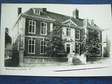 VINTAGE POSTCARD WREN HOUSE - CHICHESTER - SUSSEX
