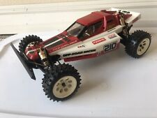 Rare Hard To Find Classic Kyosho Turbo Optima 1/10 4wd Vintage RC R/C Race Buggy