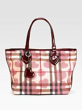 Authentic Burberry large bag, tote, worn once