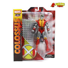 "Marvel Select Uncanny X-Men Danger Room Colossus 7"" Action Figure (NM Package!)"