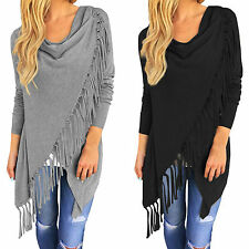 Unbranded Cotton Long Sleeve Petite Tops & Shirts for Women