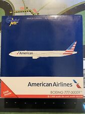 Gemini Jets 1:400 American Airlines 777-300ER N720AN *see description*