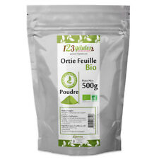 Ortie Bio (feuille) - 500 gr de poudre
