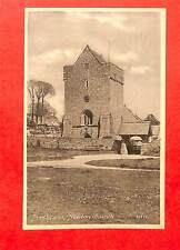 "PORTHCAWL WHALES CARTE POSTALE "" NEWTON CHURCH """