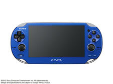 PS VITA Playstation Wi-Fi Blue PCH-1000 ZA04 Handheld Game Console from Japan
