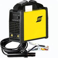 ESAB Buddy Arc 145 INVERTER de soudure périphérique électrodes de soudage machine + GARANTIE!