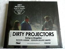 CD  DIRTY PROJECTORS  SWING LO MAGELLAN  EDITION DELUXE LIMITEE
