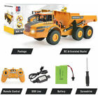 Remote Control Articulated Truck RC Dump Truck Construction Car Engineering Toys