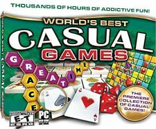 NEW World's Best Casual Games Match 3 Card Arcade Casino sports puzzle dominos