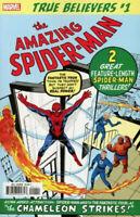 TRUE BELIEVERS THE AMAZING SPIDER-MAN #1 MARVEL COMICS 2019 CB