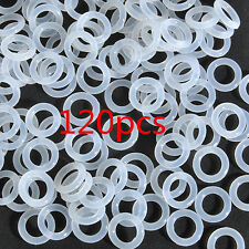 120Pcs Rubber O-Ring Dampers Key Cap Switch Mechanical keyboard For Cherry MX