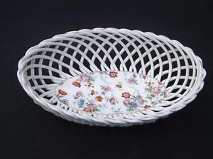 Erphila Dorset Basket Cherry Chintz