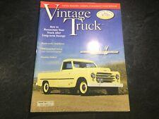 2004 Vintage Truck Magazine 1965 International 900 Corvan Rampside Greenbriar