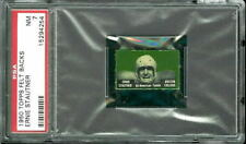 1950 Topps Felt Backs Ernie Stautner RC PSA 7 Boston College HOF -