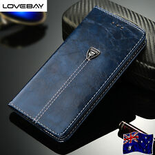 Luxury Wallet Magnetic Flip Leather Case Cover for Apple iPhone 5 5s 6s 7 8 Plus