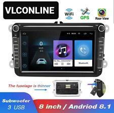 AUTORRADIO GPS 2 Din coche Autoradio Radio para /VOLKSWAGEN/SEAT/SKODA