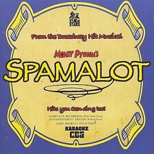 Monty Python's Spamalot: From the Hit Broadway Musical - Hits You Can Sing Too!