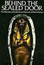NY Met Museum Tutankhamun Tomb Treasure Multi-Layer Brochure Coffins Masks Mummy