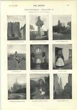 1895 Short Chat With Mme Hope Glenn Picturesque Ireland