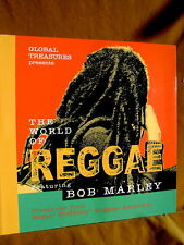 WORLD OF REGGAE FEATURING BOB MARLEY ~1600 COLOR PHOTOS, 1st Edition, NEW