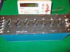 ESI DEKATRAN DT72A standard decade transformer