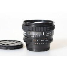 Nikon Af 2,8/20mm Objectif Super Grand Angle - Nikon 1 : 2.8/20