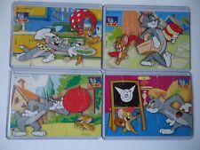 Tom u. Jerry - Puzzles  2008 Ü Eier - Kompl. + BPZ