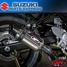 2017 SUZUKI SV650 SV 650 M4 EXHAUST STANDARD POLISHED SLIP ON MUFFLER SU6622