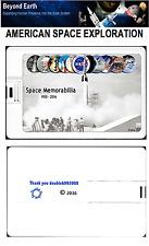 NASA 4.1 Gig USB Memorabilia: Mercury-Gemini-Apollo-Space Shuttle-ISS-SpaceX +