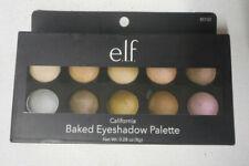 ELF e.l.f. BAKED EYESHADOW PALETTE EYESHADOW eye shadow 85132 CALIFORNIA nib