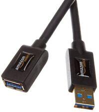 Amazonbasics Rallonge Câble USB 3.0 Mâle a vers femelle 3 M