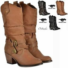 Rocket Dog Synthetic Block Mid Heel (1.5-3 in.) Women's Shoes