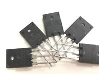 2SD2253 SILICON NPN + DIODE 1700V / 6A / 50W LOT OF 2
