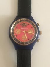 Amstel By Olympic Chronograph Good Condition Working Quartz Watch