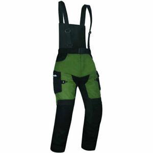 Oxford Montreal 3.0 Waterproof Motorcycle Motorbike Pants Regular Leg Army Green