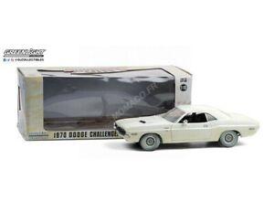 1/18 Greenlight Dodge Challenger R/T 1970 Point Limite Zero Livraison Domicile