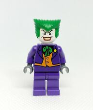 Lego Classic Joker Minifigure DC Batman Villain 2006 Minifig 7782 7888 RARE!!!