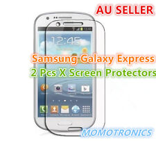 2 Pcs X Clear Ultra Thin Screen Protector for Samsung Galaxy Express i8730