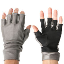 Half-Finger UV Protection Lycra Sun Gloves Outdoor sports Gloves  1Pair
