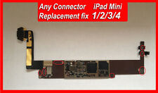 iPad mini 1/2/3/4 Logic Board Repair Service ANY Connectors  Replacement (qty-1)