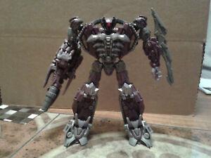Transformers DOTM Shockwave - Loose Complete