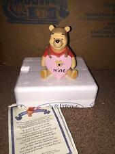 Disney Pooh & Friends BEE MINE Figurine NIB