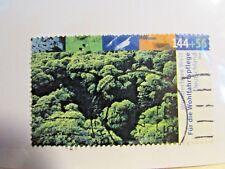 GERMANY Sc# B945 Θ used postage stamp, ecology, fine +