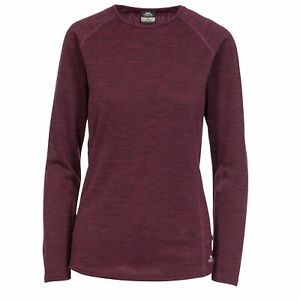 Trespass Womens Base Layer Top Tshirt Racquel