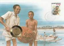Numisbrief Guine-Bissau - Munt Guine-Bissau 1 peso 1977