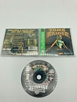 Sony PlayStation 1 PS1 CIB Complete Tested Tomb Raider 1996 Ships Fast