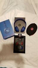 Beats by Dr. Dre solo 2 auriculares wireless inalámbrico gloss Blue