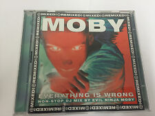 Moby : Everything Is Wrong : DJ Mix Album (2CDs) (1996)