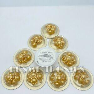 Elizabeth Arden Gold Ultra Restorative Capsules Face & Throat Serum 70 Capsules