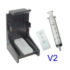 CANON MX360 MX410 MX420 MP252 MP260 CISS ink cartridge refill kit clean tool V2